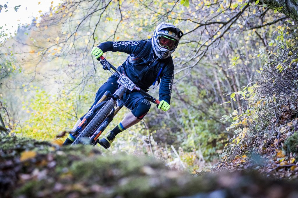 Welsh Gravity Enduro – Cwmcarn